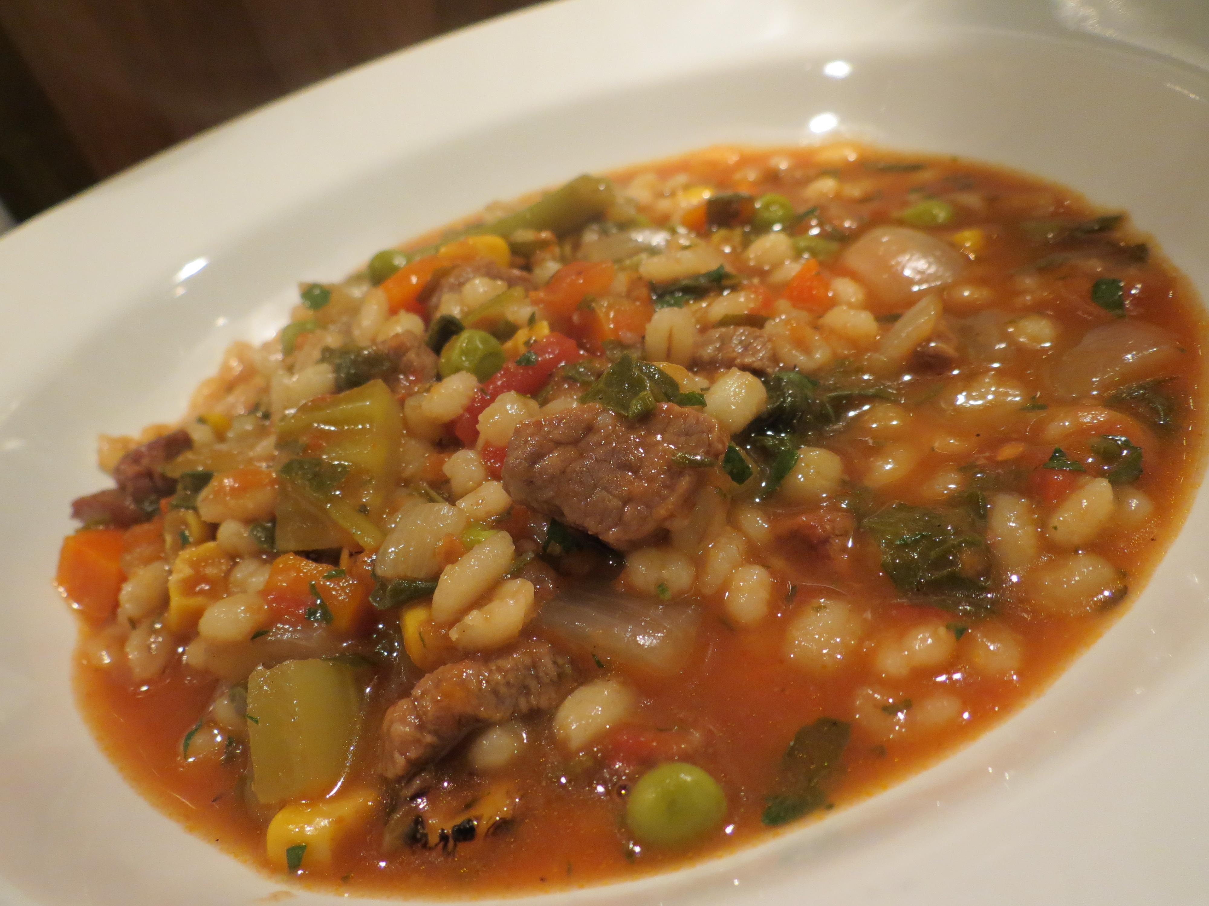 ... and barley soup soup sausage lentil soup lentil vegetable barley soup