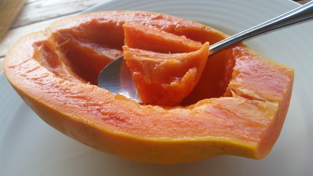 Papaya ... oh, mya!