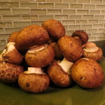 Fresh Crimini Mushrooms